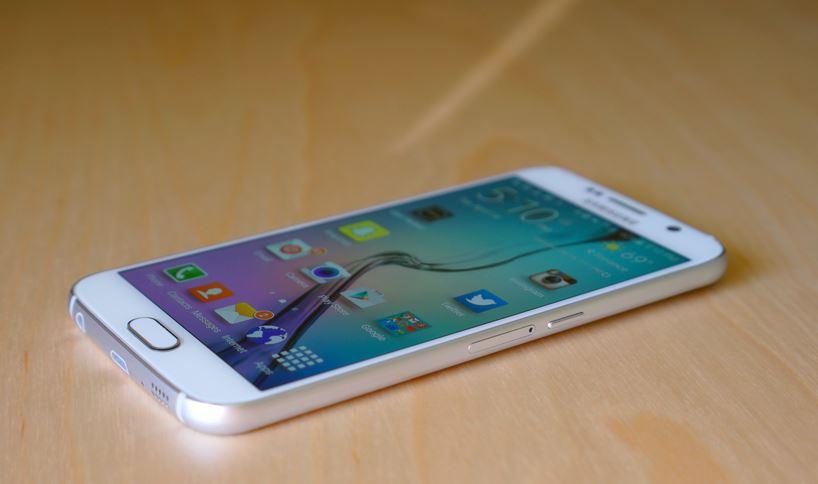 Galaxy S6 Edge.