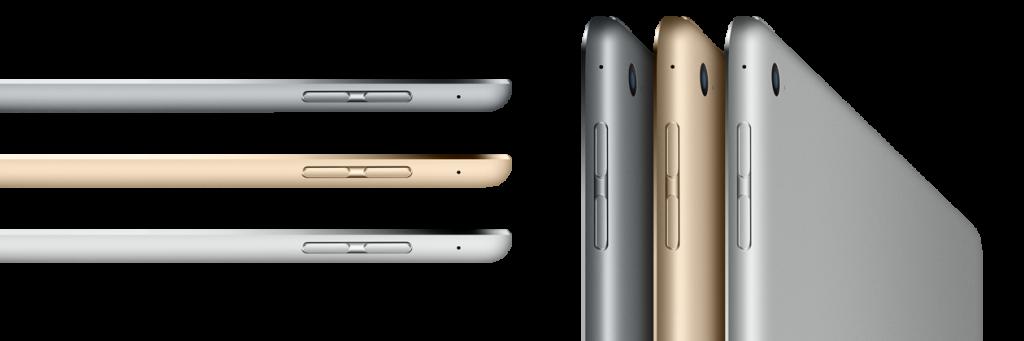 iPad Pro Colours