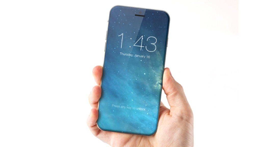 iPhone 7 concept.