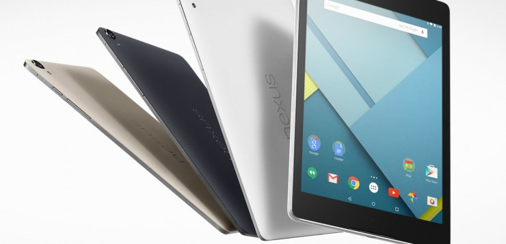 Cyber Monday Deals on Google Nexus Tablets