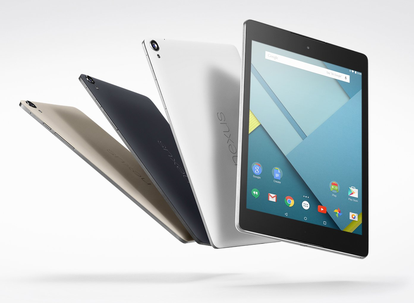 Cyber Monday Deals on Google Nexus Tablets
