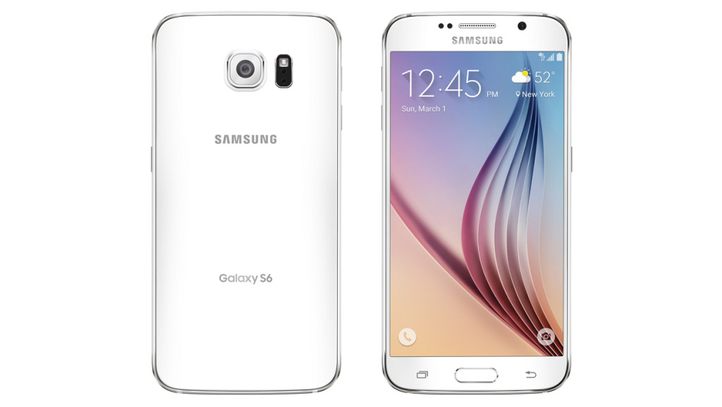 Samsung Group Galaxy S6.