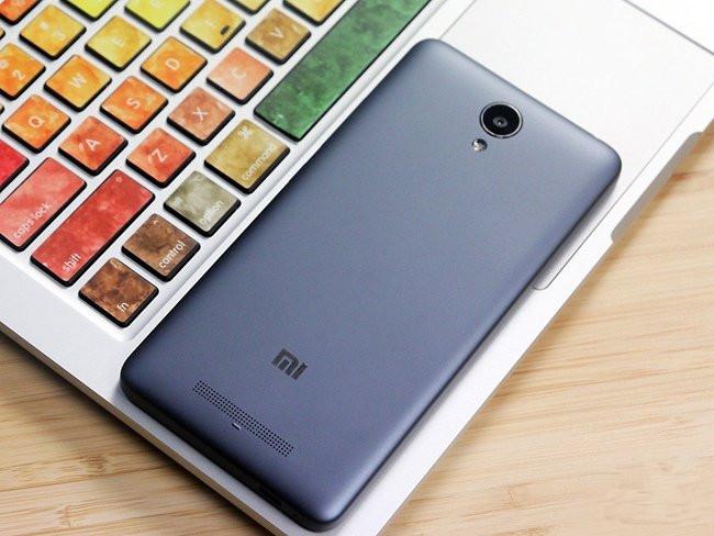 Xiaomi Redmi Note 2.