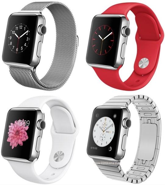 Apple Watch 38mm.