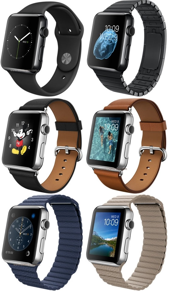 Apple Watch 42mm.