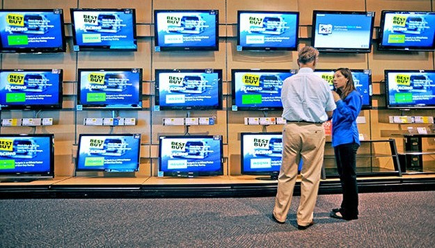 Cyber Monday Deals on TVs