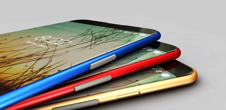 Apple iPhone 7 concept.