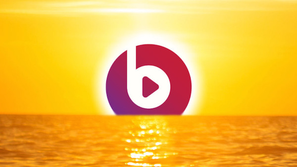 The sun goes down for Beats Music.