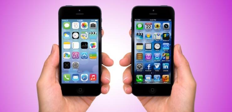 Appple iPhone 5.
