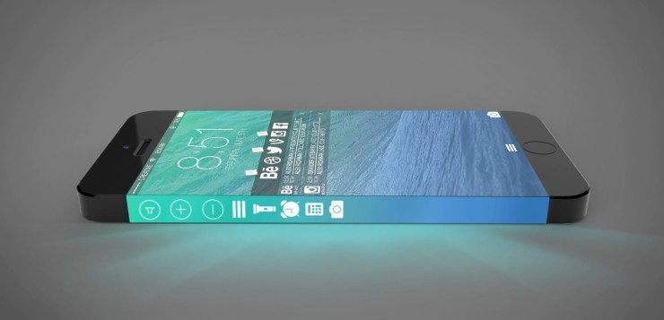 Apple iPhone 7 concept.
