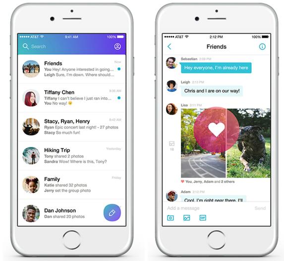 Yahoo-Messenger-App