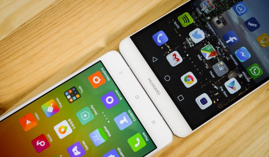 xiaomi redmi note 3 vs huawei ascend mate 8 which one to buy