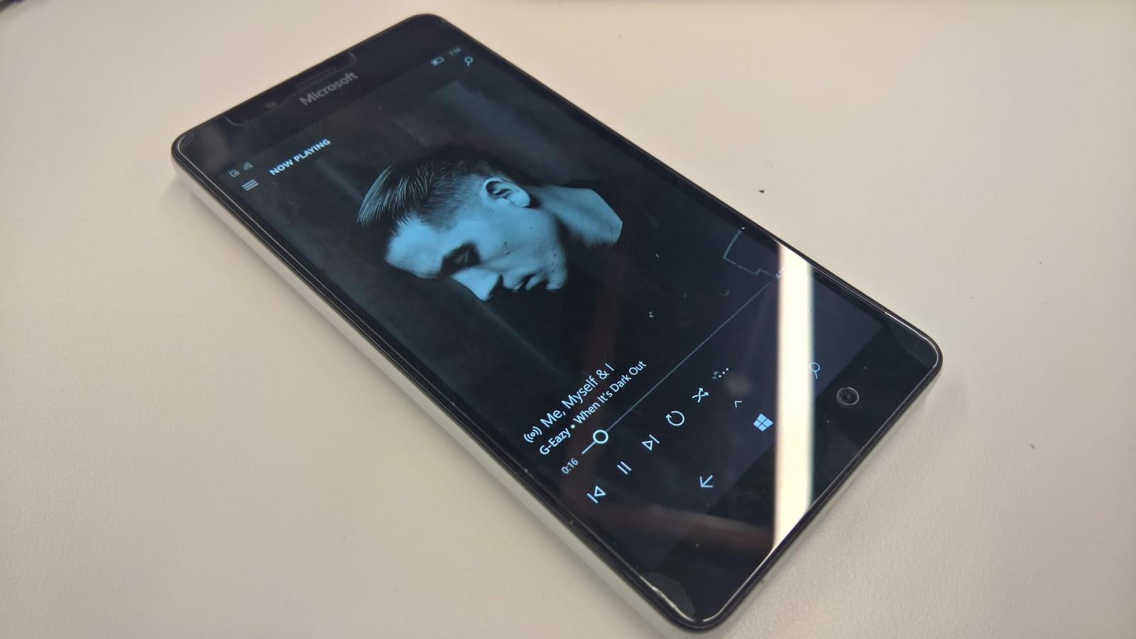Microsoft Groove Music