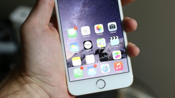 iPhone 6 Plus Touch Issue