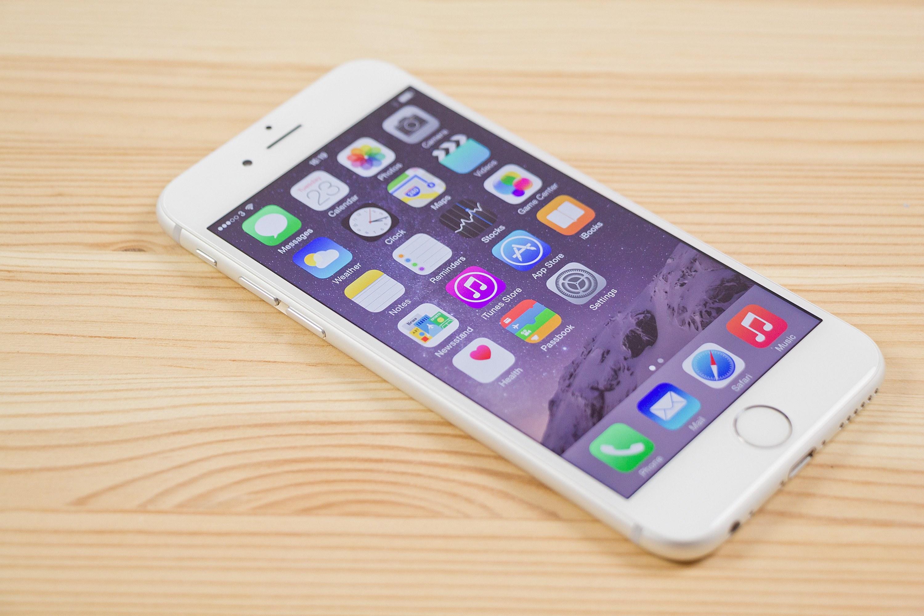 iPhone 6 explodes