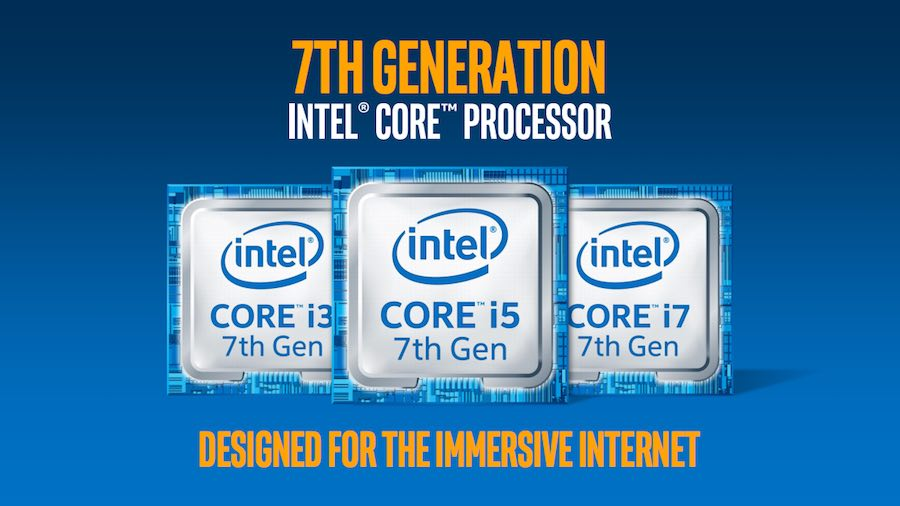 Kaby Lake processor