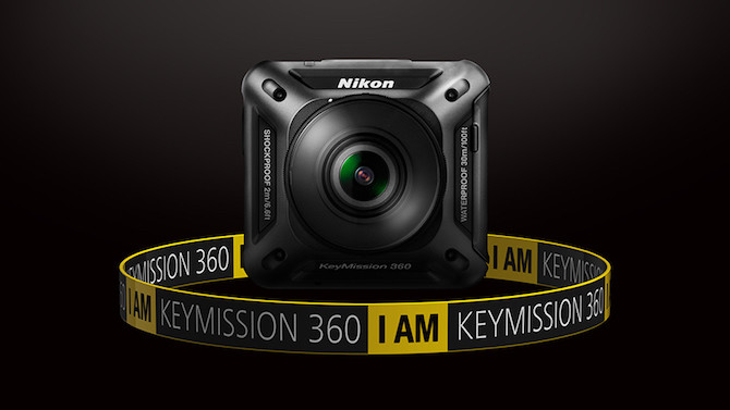 Nikons Enters the 360° and Adventures of Action