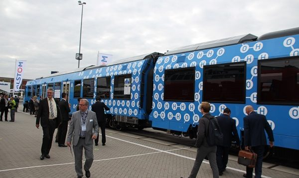 Hydrogen Train Will Serve In Germany
