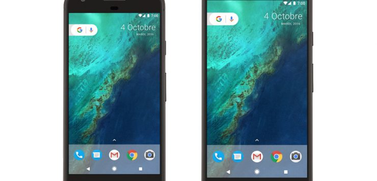 Pixel And Pixel XL From Google