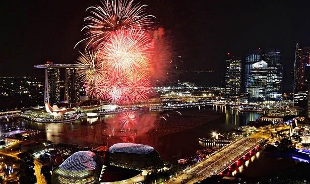 Celebrate New Year's Eve 2017