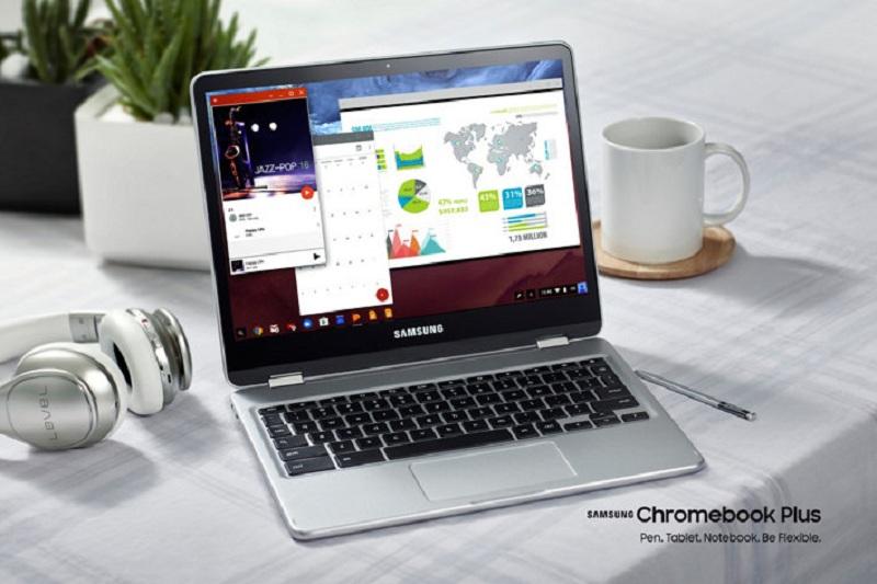 Chromebook Pro and Chromebook Plus
