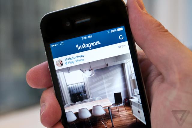 Instagram Introduces Advertising