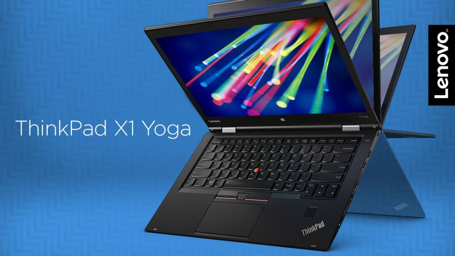 Lenovo X1 Yoga laptop
