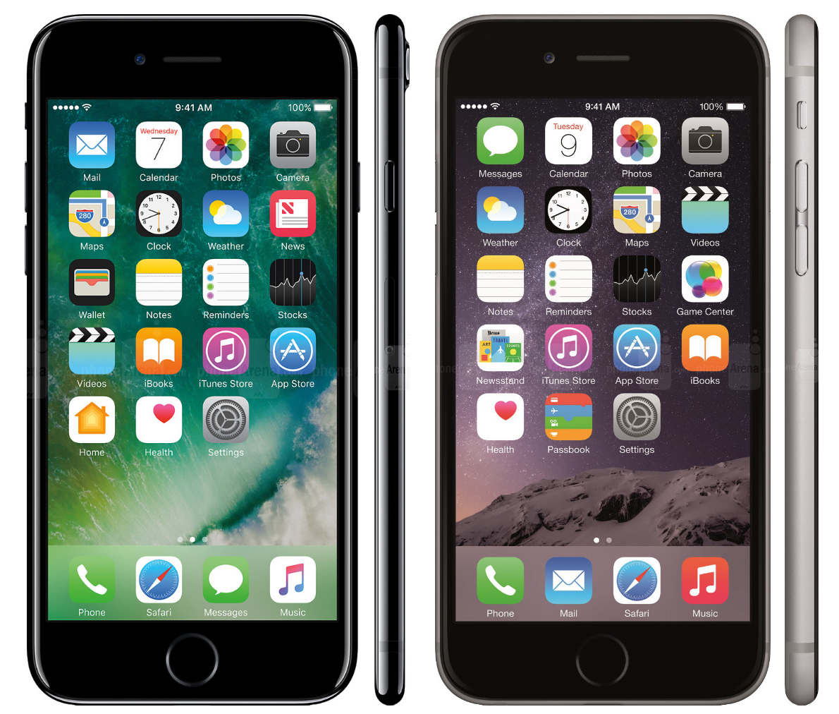 compare iphone 6 and 6s reasons not to buy iphone 7 and iphone 7 plus 1891