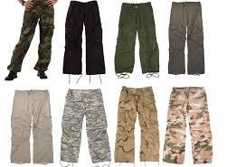 Cargo Pants Market