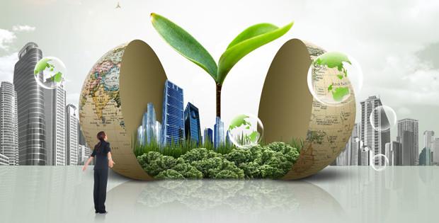 Green Building Materials : Global green building materials market share trend