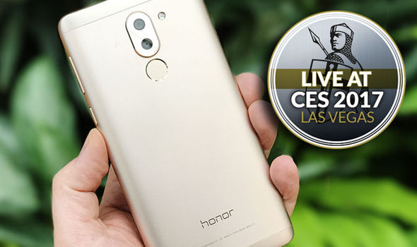 Huawei Honor 6X Launched at CES 2017