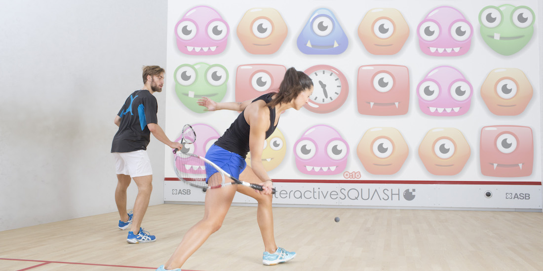 Interactivesquash: An Augmented Reality for Squash
