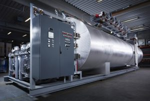 Low Pressure CO2 Systems