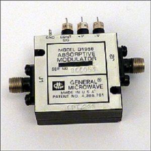 Absorptive Modulator