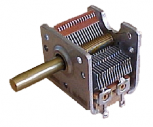 Air Dielectric Capacitor