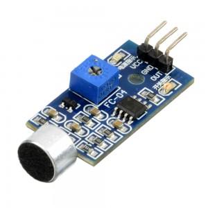 Audio Sensors