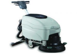 Automated Scrubber-dryers
