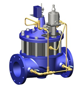 Booster Control Valves