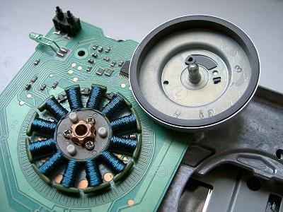Brushless DC Electric Motors