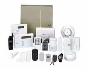 Burglar Alarm Systems Market
