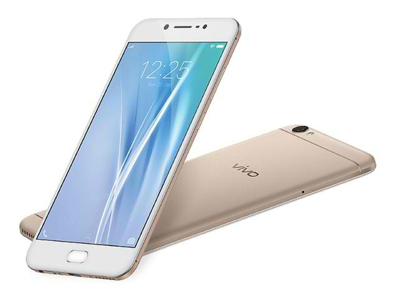 Vivo V5s launches in India, offers 20-megapixel selfie camera