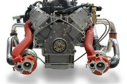 Dual Turbocharger