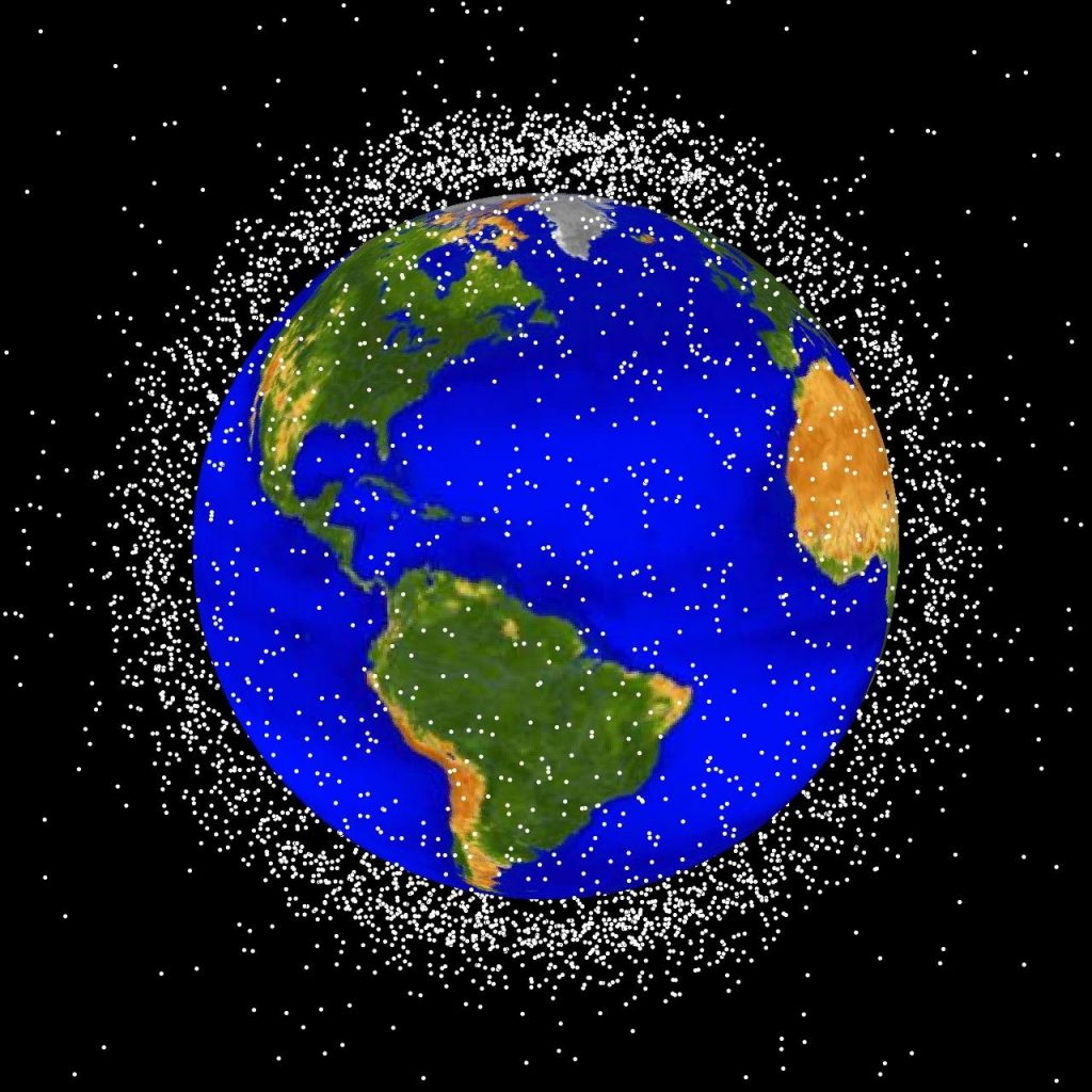 ESA's Warning: Space Debris May Prove Harmful In Future