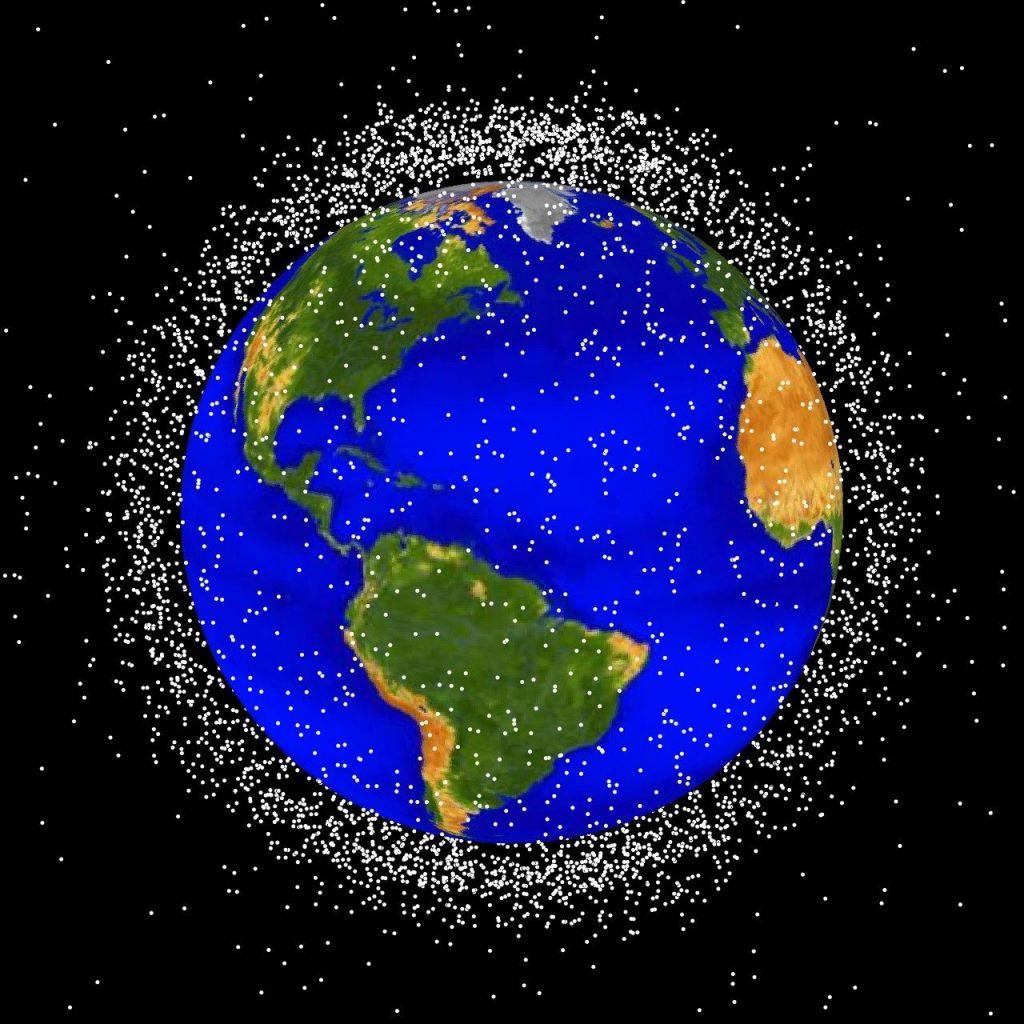 ESA's Warning: Space Debris May Prove Harmful In Future
