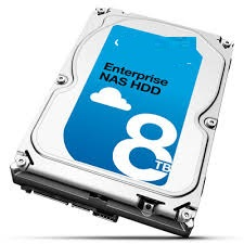 Enterprise NAS HDD Market