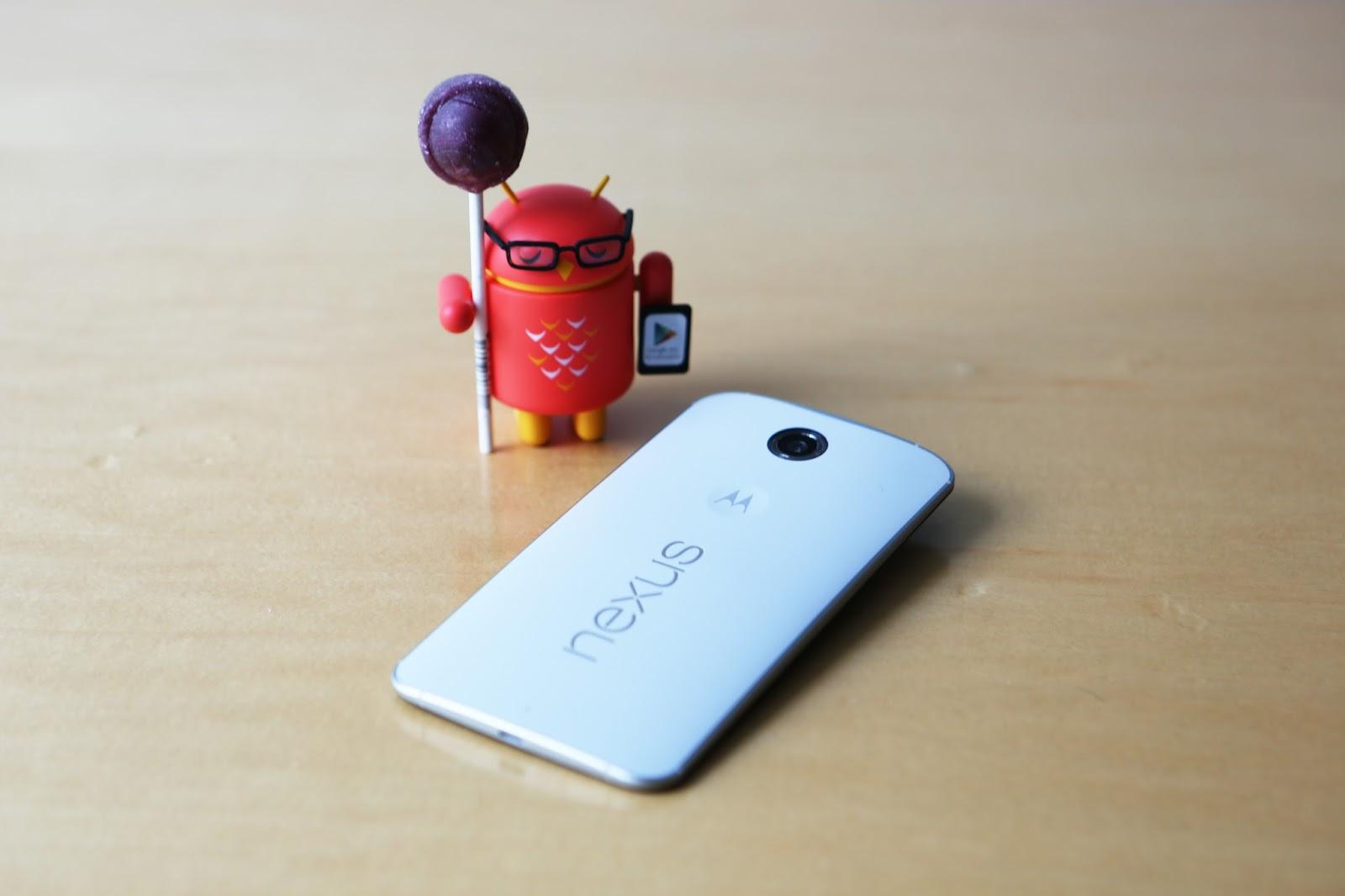 Motorola Nexus 6 Eligible for Android 8.0