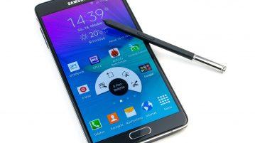 Samsung Galaxy Note 4 Gets New Update