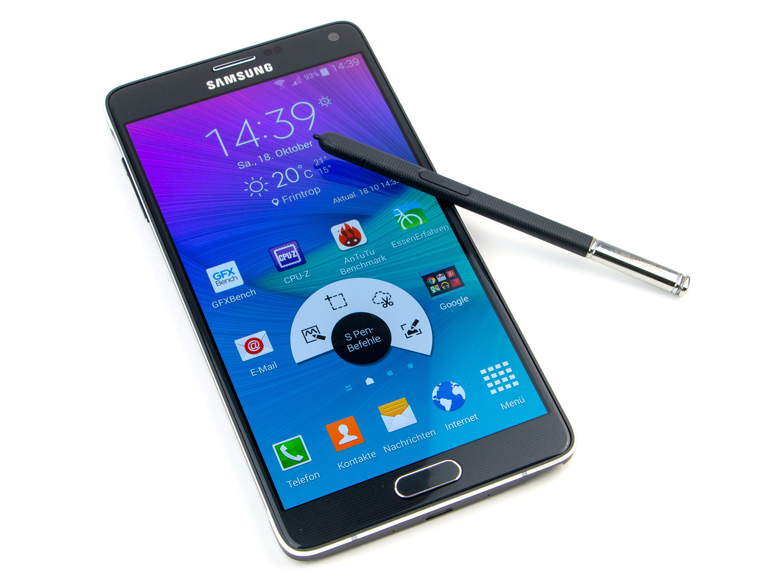 Samsung Galaxy Note 4 Gets New Update