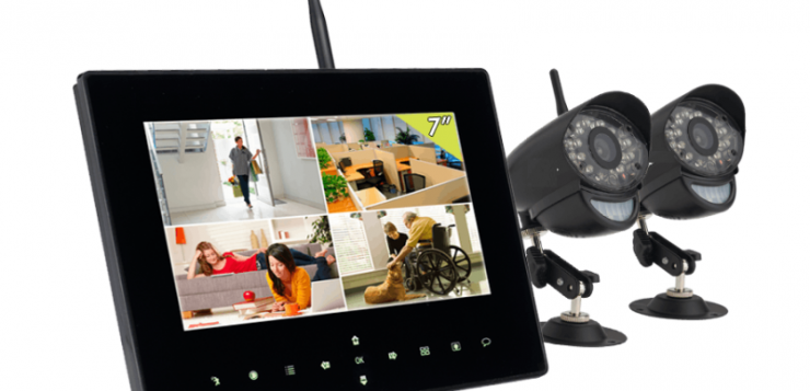 Wireless Video Surveillance Systems Market