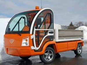 1Electric Truck